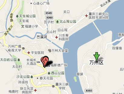 重庆万州商贸城(图二)