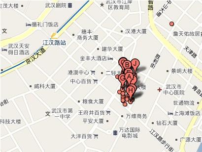 武汉扬子时装市场