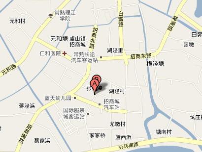 苏州常熟九龙大市场