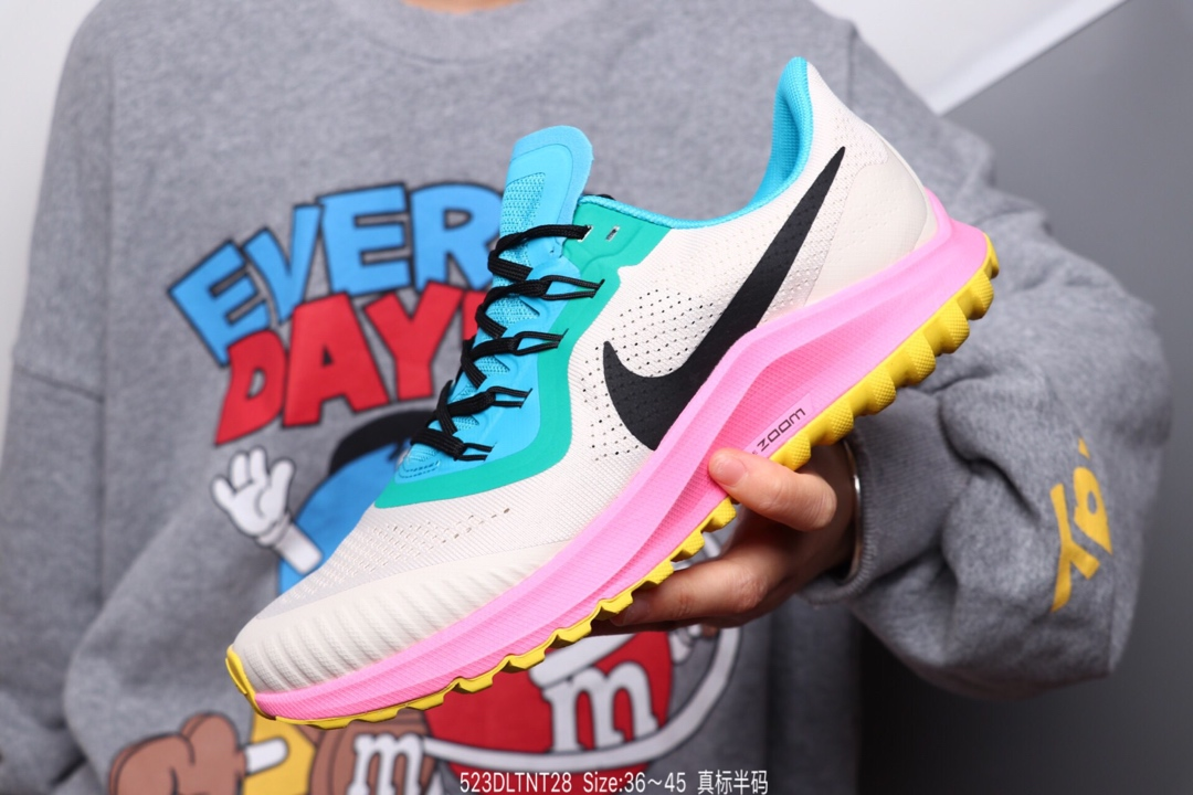 公司级顶级版本 2019夏季专柜同步 NK全新登月36代 男女款运动休闲跑步鞋